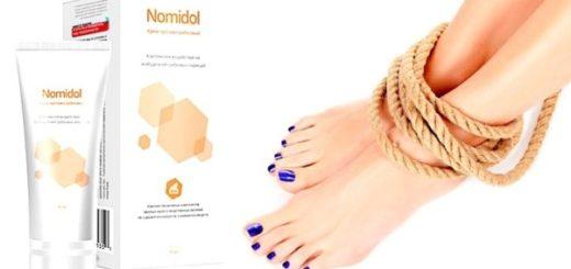 Крем Номидол (Nomidol) от грибка ногтей и стопы