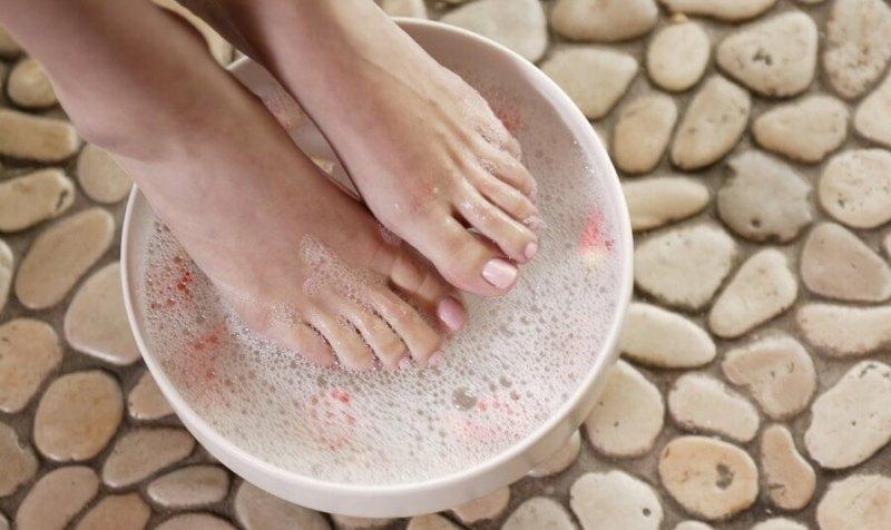 Содовая ванночка