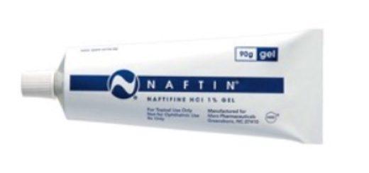 Нафтифин от грибка ногтей