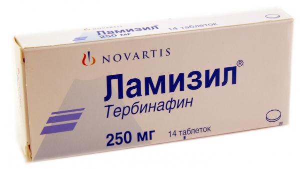 Ламизил таблетки