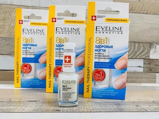 Eveline Cosmetics для ногтей