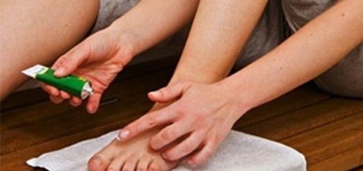 Эффективные средства от грибка ногтей на ногах