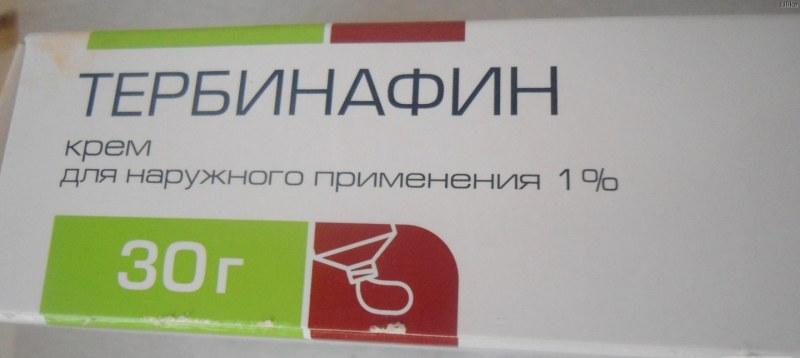 Тербинафин для лечения грибка у детей