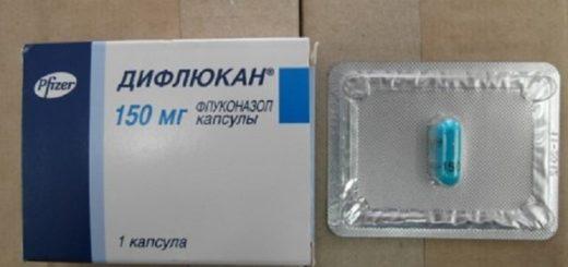 Дифлюкан — быстрое лечение грибковых заболеваний