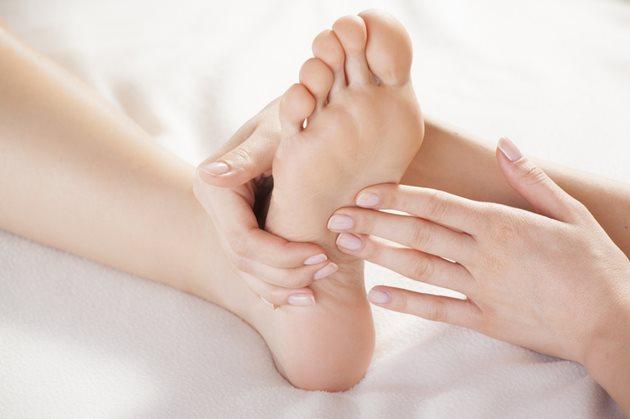 Гель против грибка на ногтях ног